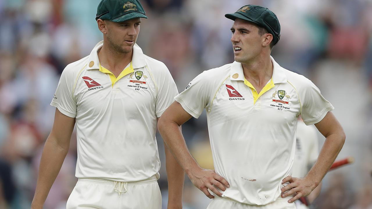 In Josh Hazlewood and Pat Cummins Australia have two of the world's finest bowlers in its ranks.