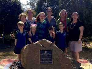 Monumental legacy for small school