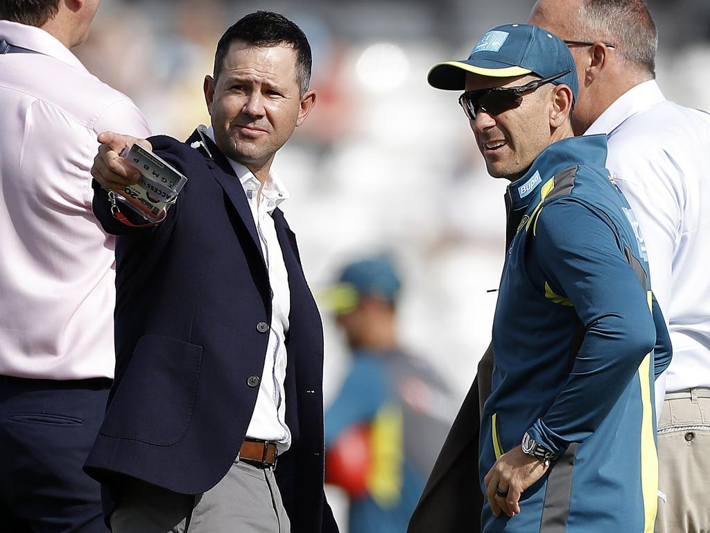 Australia's selectors wanted to be ahead of the game after World Cup selection mistakes.