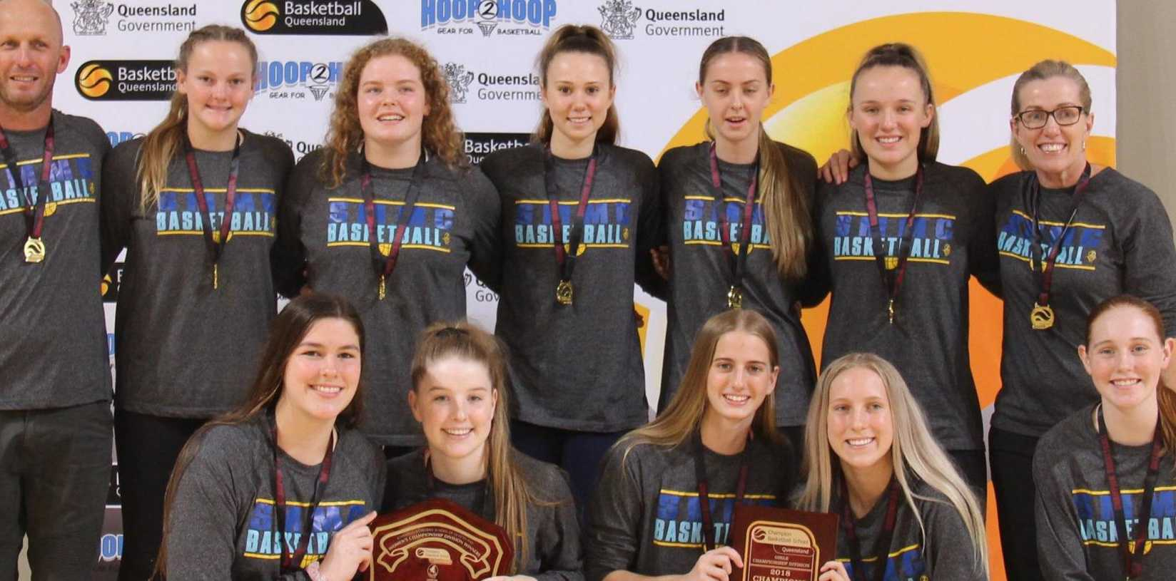The Champion Basketball Schools Queensland will attract 124 across the state in a competition to be played over four days.