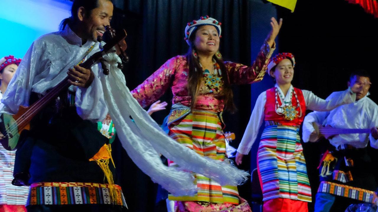 Khaita Tibetan Festival.