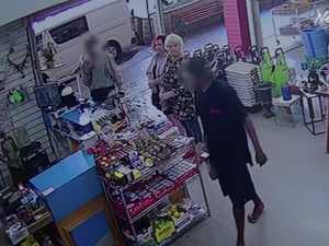Robbery in Ipswich CBD