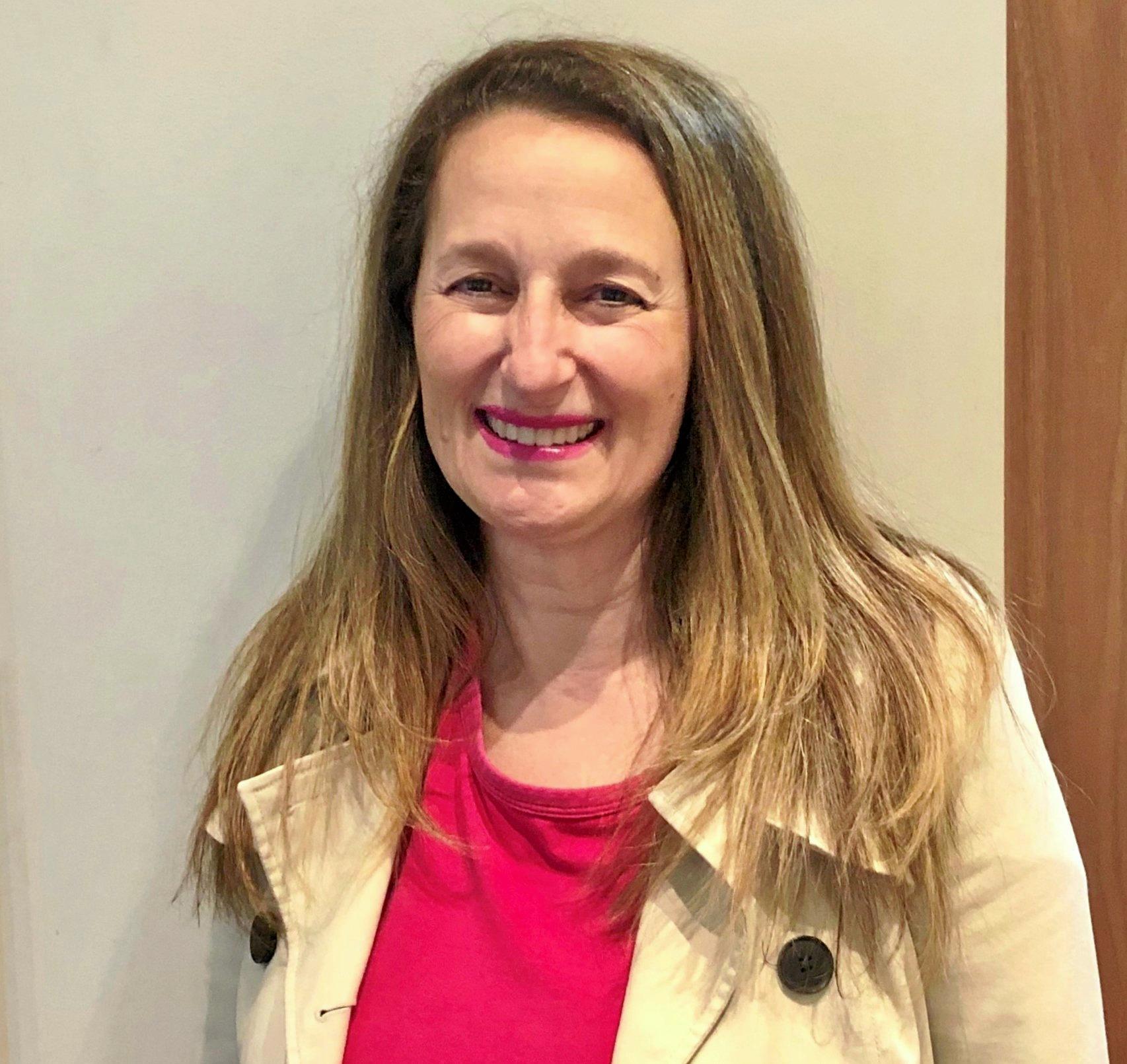 SPEAKING OUT: Dementia carer advocate, Deanna Mastellone.