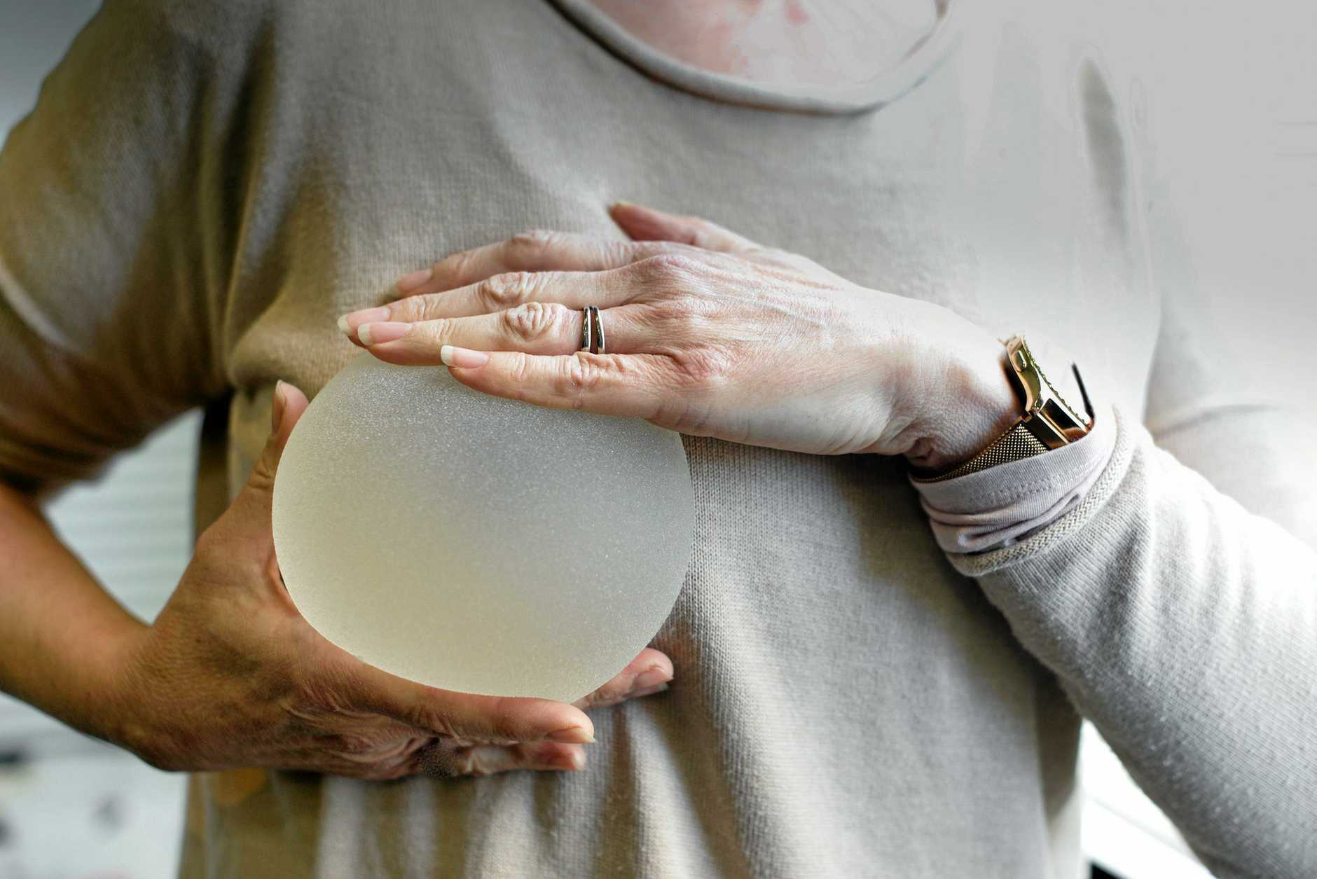 BREAST HEALTH: Learn from an expert the facts about the link between breast cancer and breast implants.