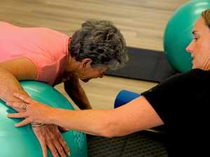 Exercise increases mobility in cancer patients