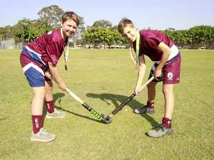 Hervey Bay Hockey players score third place