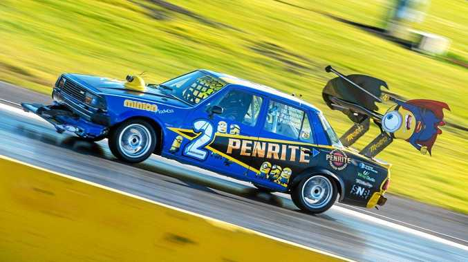 Want to see night motorsport, head to Lemons on Friday night