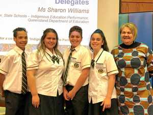 Indigenous students emerge victorious from Convention