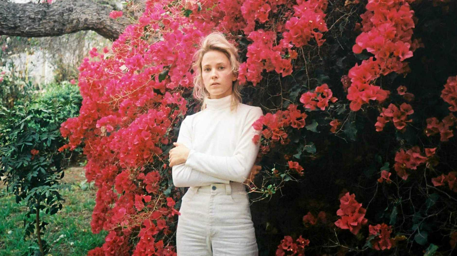 TOURING: Emma Louise Lobb, who performs as Emma Louise, is an Australian indie pop singer-songwriter originally from Cairns but now sharing her time between Byron Bay and Los Angeles. She will be performing at the Byron Bay Brewery on Saturday.