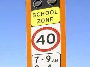 Speed limit dropped outside small Somerset school