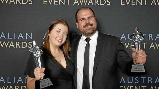 Brisbane Truck Show wins national event awards
