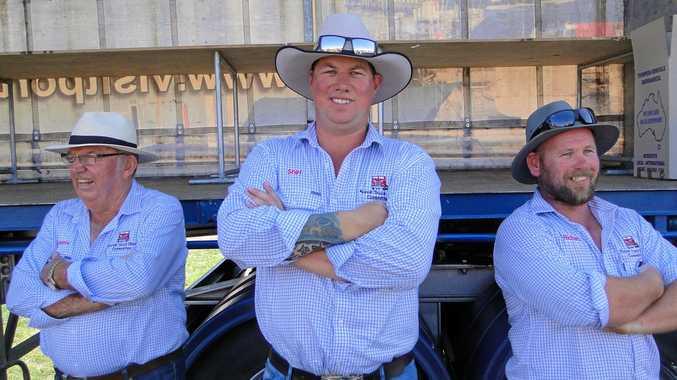 Shirl retires but the Koroit Truck Show goes on