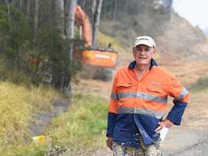 Gympie region couple take on TMR over erosion tactics