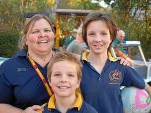 PHOTO GALLERY: Family fun at Big Rig community arvo