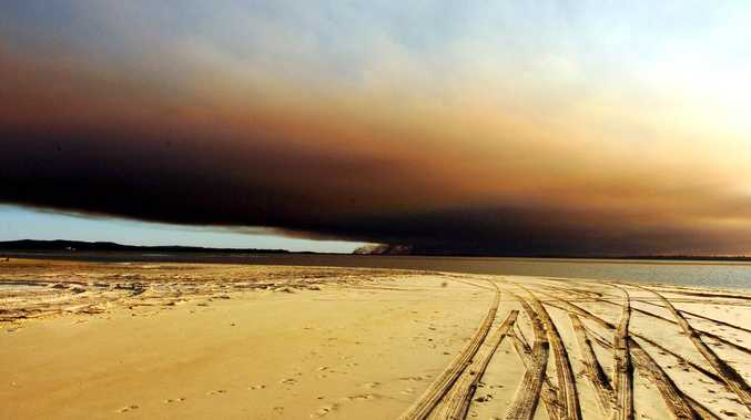Lazy campers leave school holiday plans in ashes