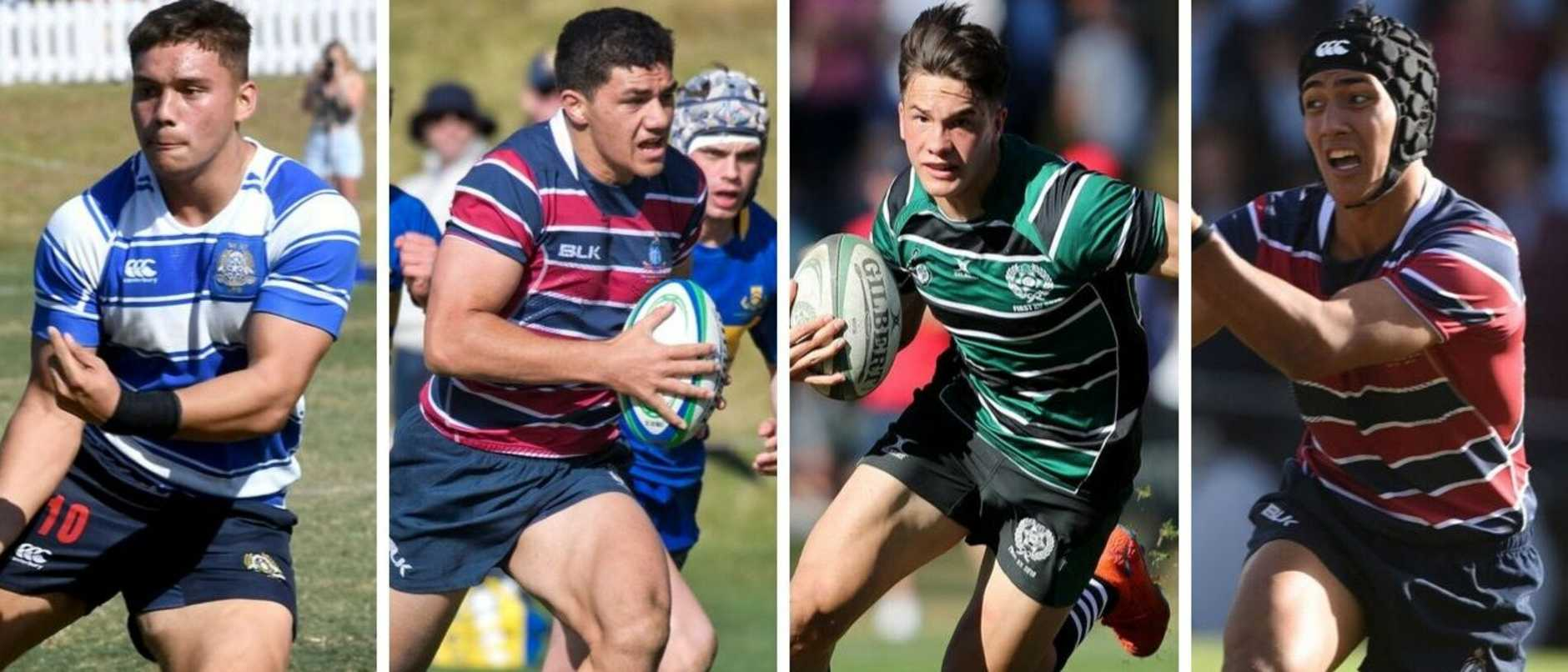 Who has made the 2019 GPS rugby Team of the Season?