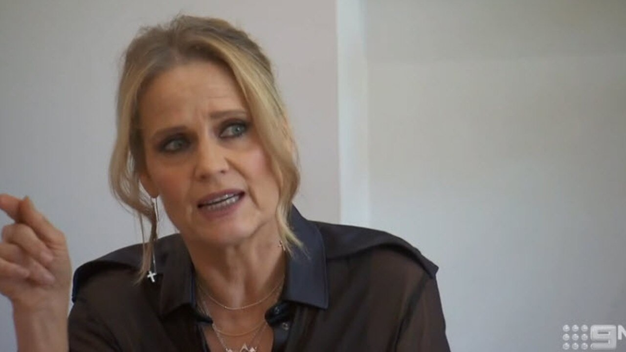 Shaynna Blaze lays down the law.