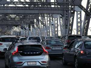 Story Bridge crash causes traffic chaos