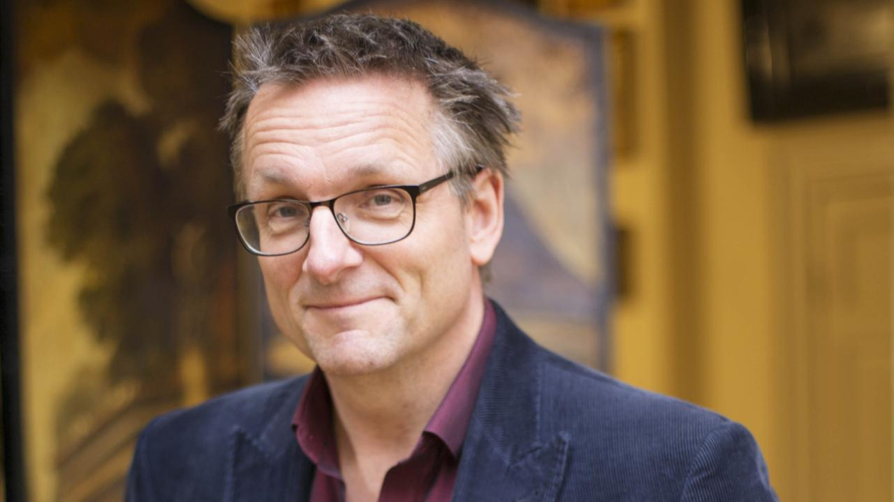 Dr Michael Mosley published the book F