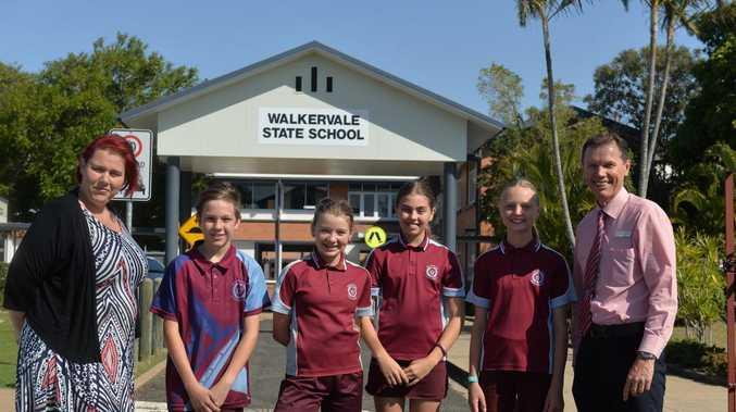 Wheels rolling on Walkervale school drop-off zone