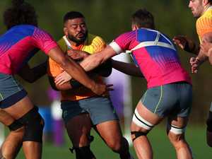 Latu relishing second chance with Wallabies
