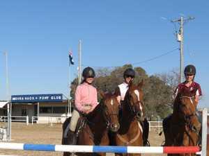 Pony club riding high on 50th