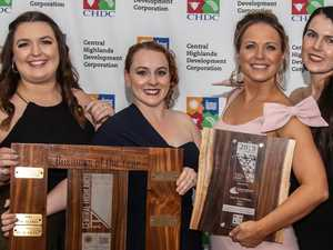 Vet surgery crowned Central Highlands business of the year
