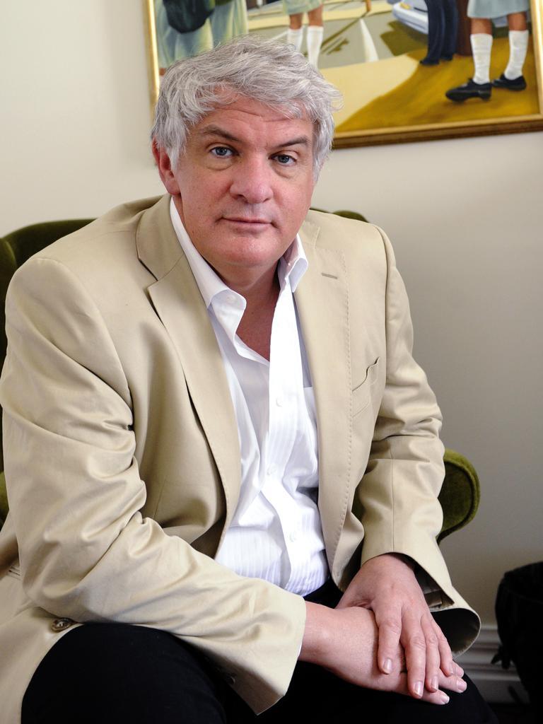 Adolescent psychologist Dr Michael Carr-Gregg.