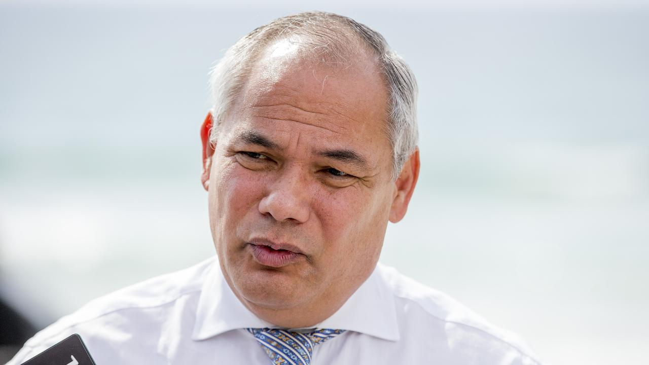 Gold Coast Mayor Tom Tate will fight any plans to remove drum lines in southeast Queensland. Picture: Jerad Williams