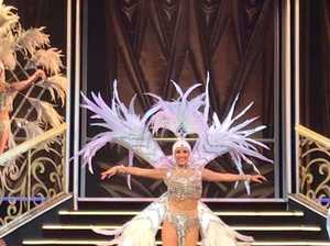 Dancer's life backstage on international cruise ship