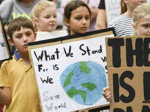 Kids launch protest over mine 'betrayal'