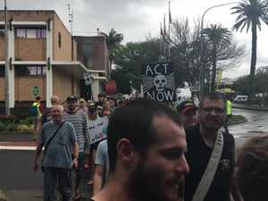 Clarence Valley students strike for climate action