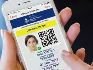 DIGITAL LICENCES: Hundreds of Coast drivers first in line