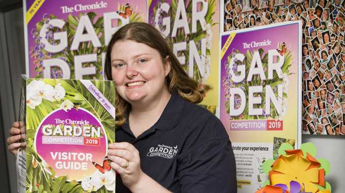 Get hands on 84-pg digital Garden Competition Visitor Guide