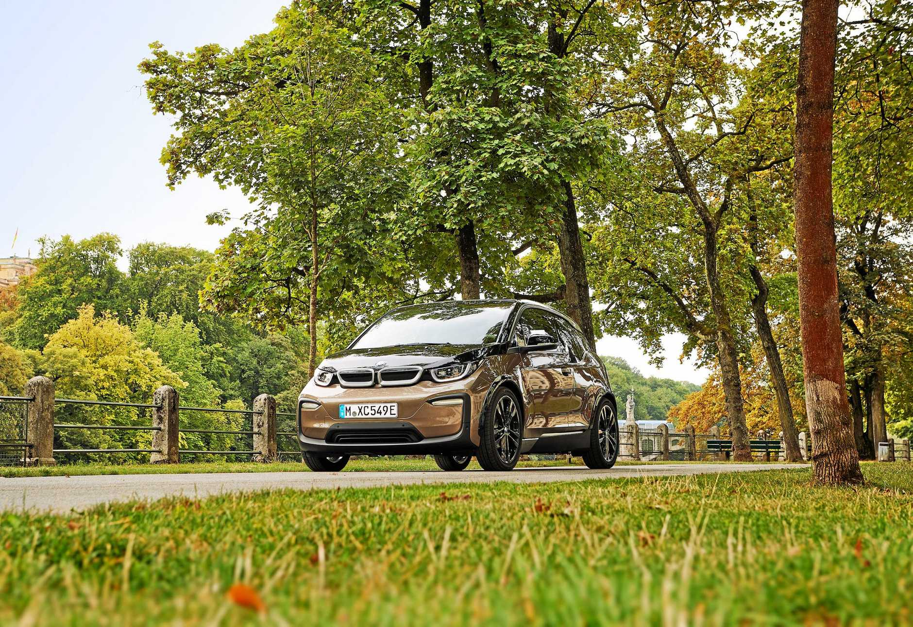 The BMW i3 now has a range of more than 250km.