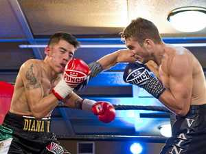 Spark ups preparations for crucial MacDonald fight