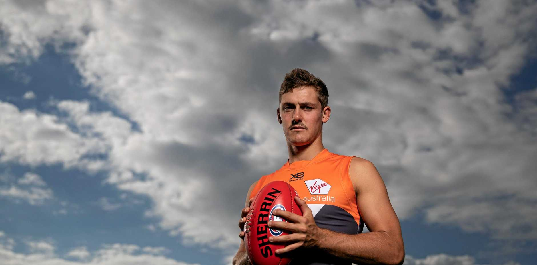 Harry Perryman says GWS are riding a