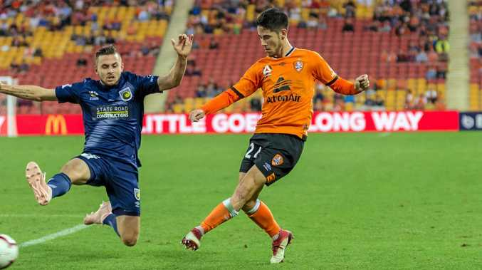 O'Toole ready to stake claim for return to A-League action