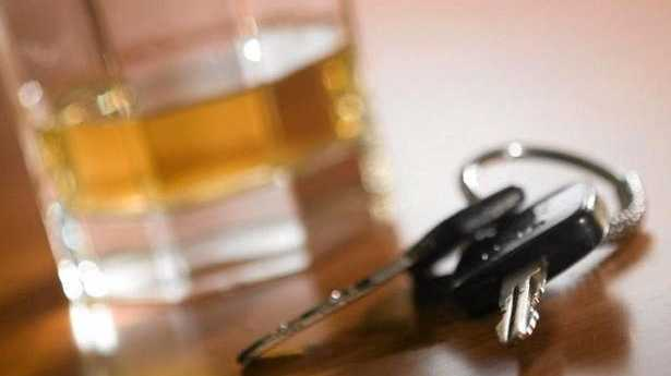 Drunk driver cut off police car while four times over limit