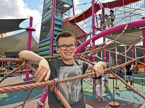 Multi-million dollar playground a new holiday attraction