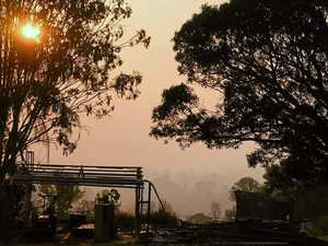 Eerie, stunning pics from across smoke-cloaked Gympie region