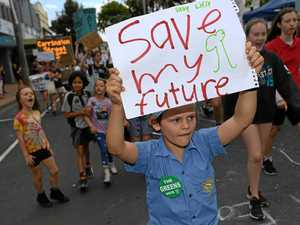 10 powerful comments from kids heard at climate strike