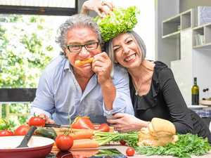 The meat-free feel good factor