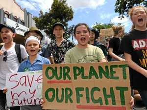 'We will never stop fighting for this planet'