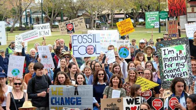 GALLERY: Tons of photos from the School Strike 4 Climate