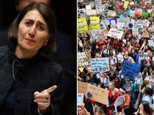 Gladys: 'Don't wag school to protest climate change'