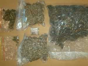 Man charged after police allegedly find vacuum bags containing cannabis, seeds