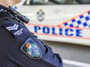 Man charged over alleged window smashing