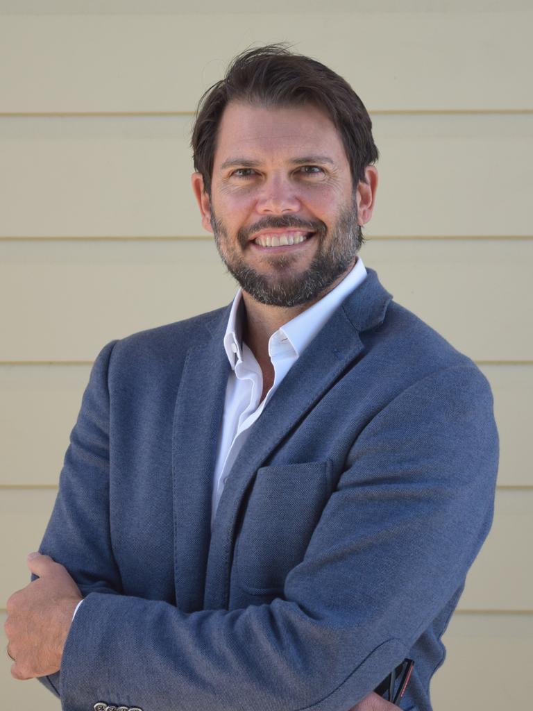 BUSY: Tourism Noosa CEO Steve McPharlin.