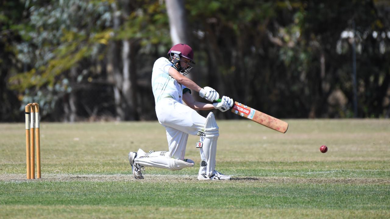 Cricket: Frenchvilles' Patrick Chay.